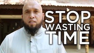 Stop Wasting Time – Tariq Appleby