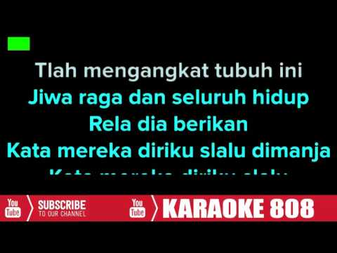 Melly Goeslow – Bunda lyrics Acoustic Versions   Karaoke 808