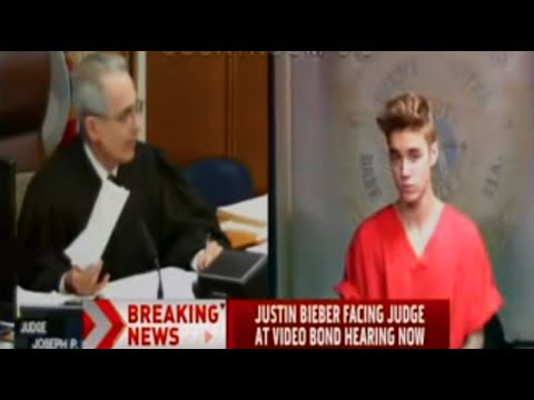 MSNBC Drops NSA Interview for Justin Bieber Court Appearance [VIDEO]