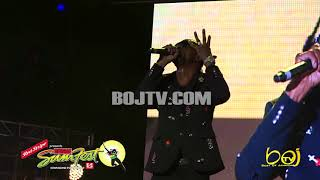 Download Lagu BOUNTY KILLER PERFORMANCE   REGGAE SUMFEST 2018 DANCEHALL NIGHT   ROUGH EDIT PT  2 Gratis STAFABAND