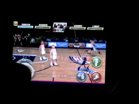 NBA Jam by EA Sports iPhone App Review CrazyMikesapps.com