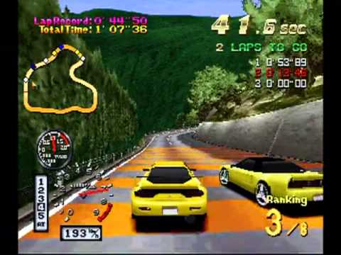 Ps1 Racing Games Japanese 2000 Ps1 Racing Game