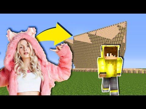 ALEYNA TİLKİ TUSUNAMİ VS EV #2 - Minecraft