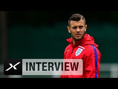 Jack Wilshere: Keine Angst vor Gareth Bale | England - Wales | EM 2016