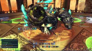 Blade & Soul - Warrior Mushin Tower 1 - 8 with 300ms