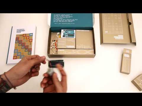 Arduino Starter Kit Unboxing