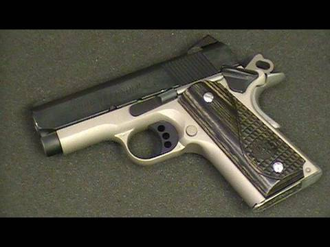 1911 Colt Night Defender (.45 acp)