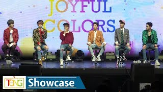 JBJ 'My Flower'(꽃이야) Showcase -TALK- (쇼케이스 토크, True Colors, 트루 컬러즈)