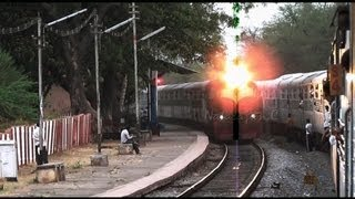 Enjoy the Honking : Hyderabad-Kolhapur Express