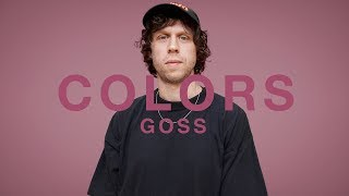 Goss - These Days. I Don't Know | A COLORS SHOW