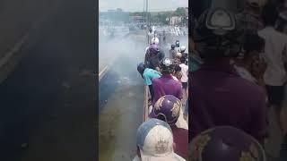 Cận cảnh dẹp bạo động tại Bình Thuận