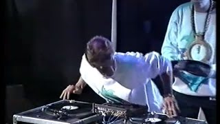 Daddy K - 1989 World DMC Semi-Finals