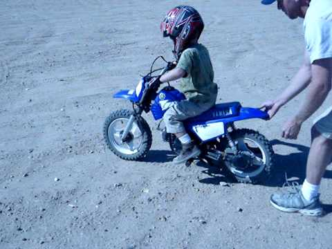 Dirt Bikes For Kids With Training Wheels yrs old and riding dirt bike