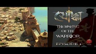 The Making of the Warrior | Episode 1 | Set Design | Yoddha | Dev | Mimi | Raj Chakraborty | 20