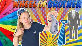The Wheel Of Brother Stuff