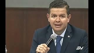 Granda confirma comitiva a Brasil por caso Odebrecht