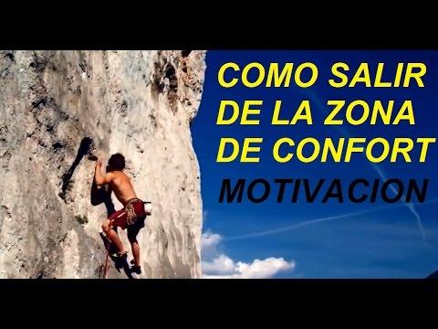 Cómo salir de la zona de confort / Motivación