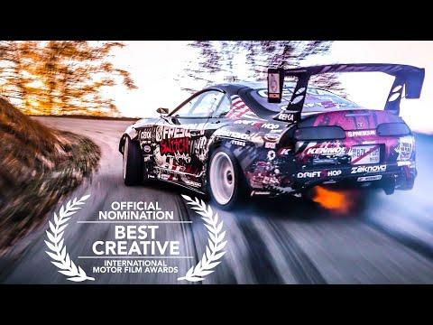 TOUGE DRIFTING - Ultimate Supra Mountain Drift