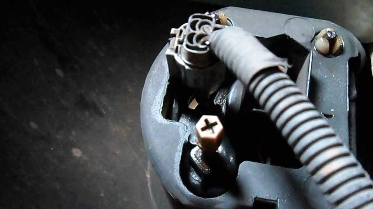 Nissan Frontier Fog Light Bulb Replacement H 3 Fog Light