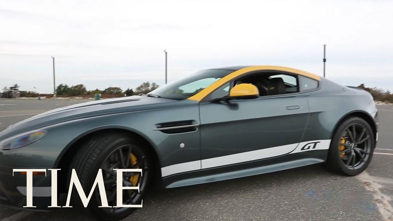 Aston Martin Vantage Gt: James Bond Cool Without The Sticker Shock | Money | TIME