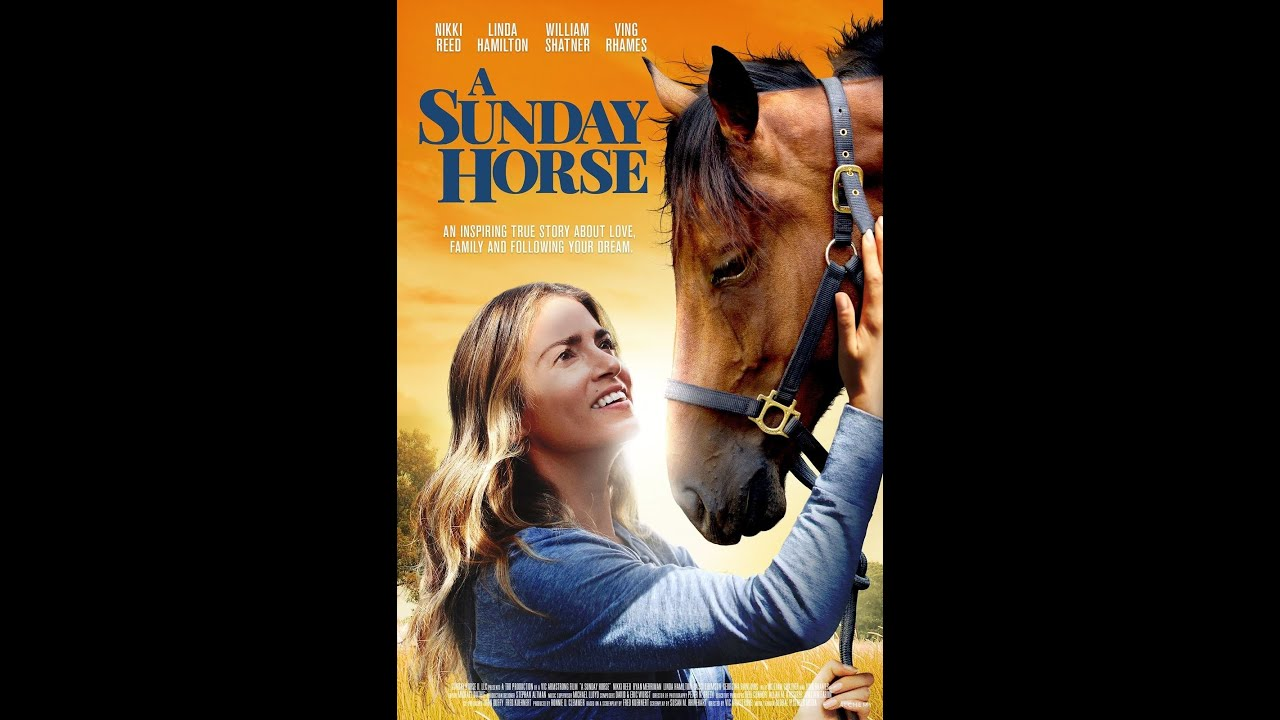 A Sunday Horse 2015 HDRip XviD AC3-iFT 1.7 Gb