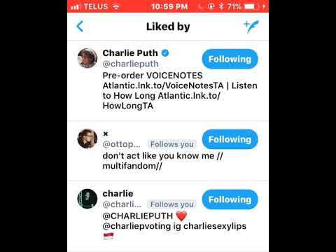 download lagu Pretty Sure Charlie Puth Is Still Single. He`s Dating gratis