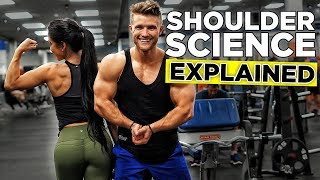 The Most Effective Way to Train Shoulders   Science Explained (12 Studies)
