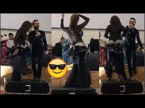 الراقصة مايا منوضها فوق القعدة مع مول البندير رقص رائع و خطير، الزين و الفورمة تبارك الله عليها thumbnail