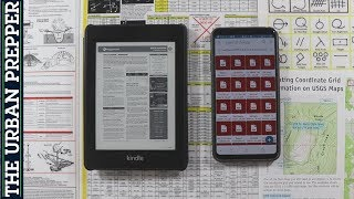 Prepping and Survival PDF's | E-Readers & Smartphones (ft. Bionic Madness)