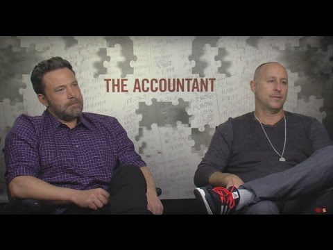 THE ACCOUNTANT: Backstage With Ben Affleck & Gavin O'Connor
