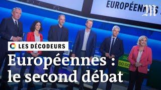 Elections européennes 2019 : le résumé du second débat dans « L'Emission politique »