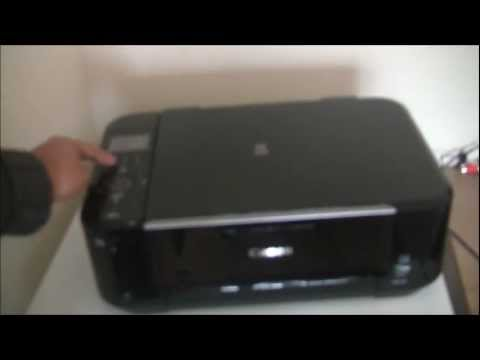 Canon Pixma MG4150 - Unboxing