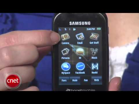 Samsung Seek Review (Boost Mobile)