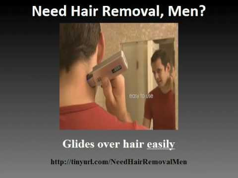 NEED HAIR REMOVAL MEN? MEN HAIR REMOVAL - DONE HERE!