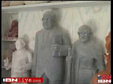 Dr. Ambedkar now bigger than Mahatma Gandhi...
