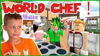 OWNING A WORLD STAR CHEF in Restaurant Tycoon!