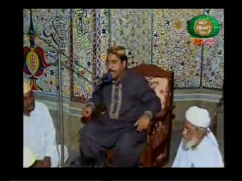 Ahmad Ali Hakim (urdu Naat- Zulf Dekhi Ha ). video