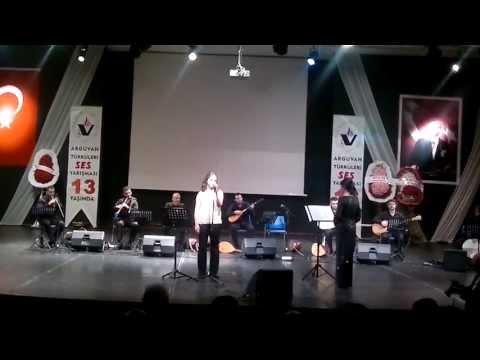 Arguvan Türkü Yarışması 2013 1.si Ebru YAMAN