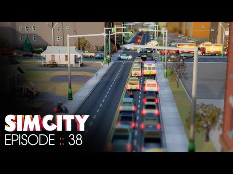 SimCity :: Episode 38 :: Traffic Update?