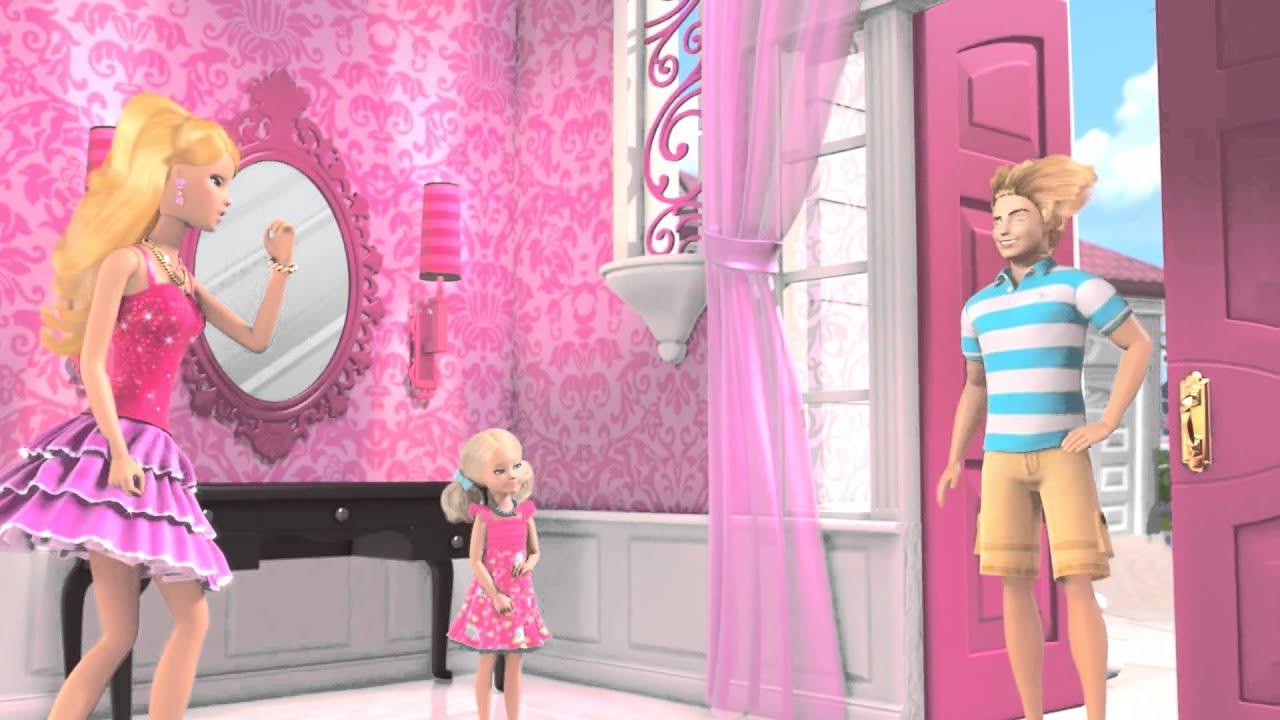 Barbie Life In The Dreamhouse Ken Tastic Hair Tastic