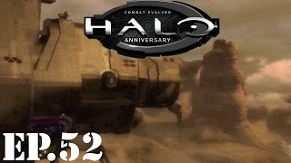 Halo: Combat Evolved Anniversary - Part 52_ The Crash-site - Walkthrough / Let's Play