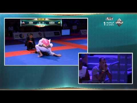 Mackenzie Dern 2015 Mackenzie Dern vs Gabi Garcia