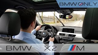 2018 BMW X2 – DRIVING Review In-depth Interior Exterior and Infotainment