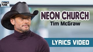 Tim Mcgraw Neon Church Audio