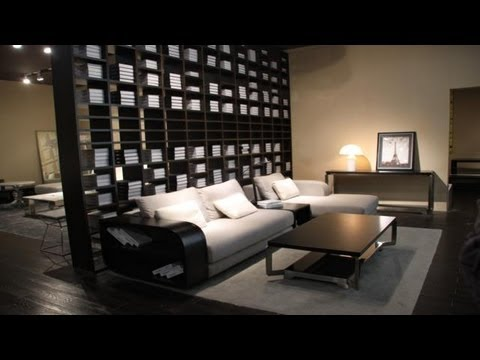 Muebles para living como decorar un living youtube for Adornos modernos para living