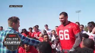 2018 college football walk-ons get full scholarships | College GameDay | ESPN