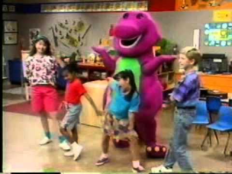 Image Result For Barney The Backyard Gang