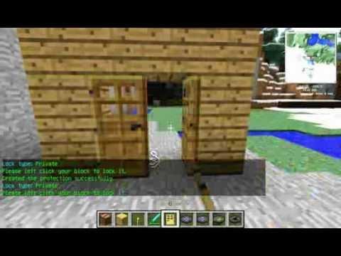 Minecraft приват двери minecraft приват дверей.