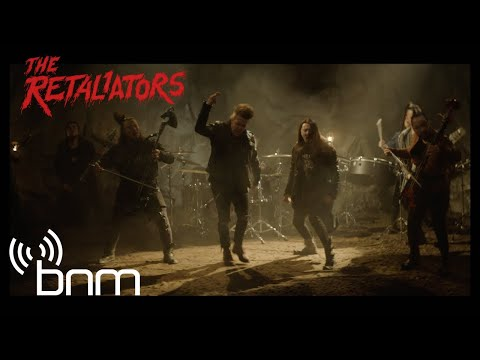 The HU - Wolf Totem feat. Jacoby Shaddix of Papa Roach (Official Video from The Retaliators)