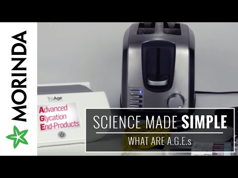 Science Made Simple - What are A.G.E.s?